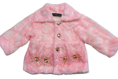 77-501 Toddler  Fur Jacket