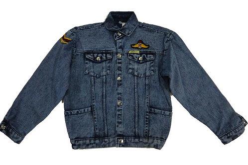 1-118  Boys'  Denim Jacket