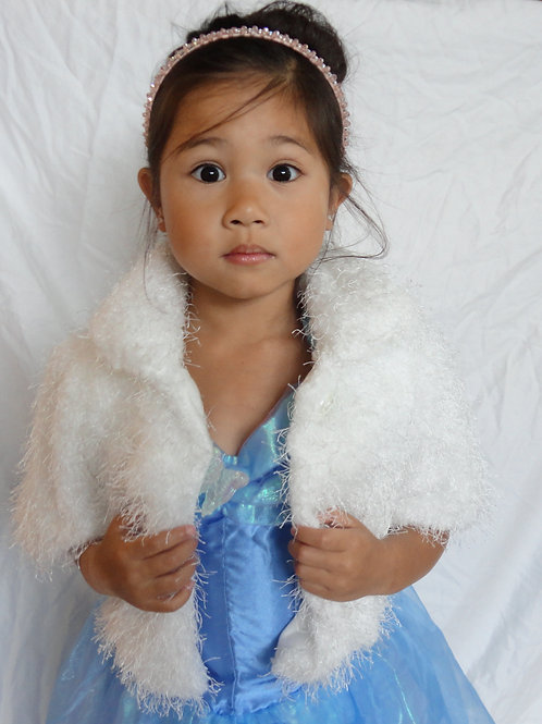 27-13 Infants'  Fur Jacket