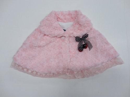 14-2612 Toddler  Fur Jacket
