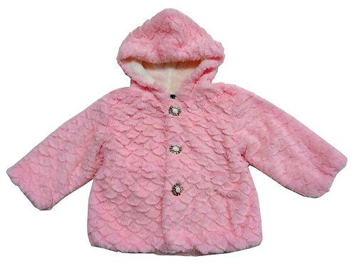 77-502 Toddler  Fur Jacket