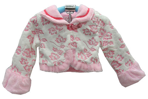 24-903 Toddler  Fur Jacket