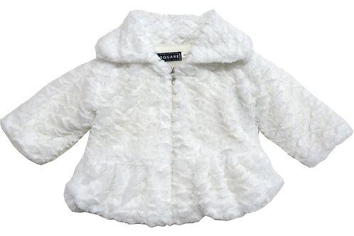 27-221 Toddler  Fur Jacket