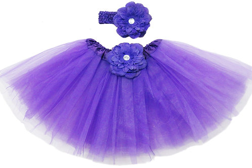 TP15 Girls' Tutu with Head Band