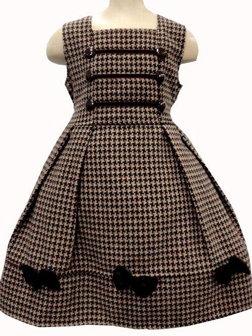 63-660 Girls' Holiday Dress