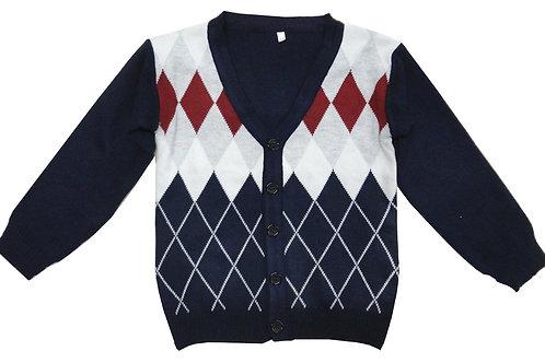 27-12 Toddler Boys'  Sweater