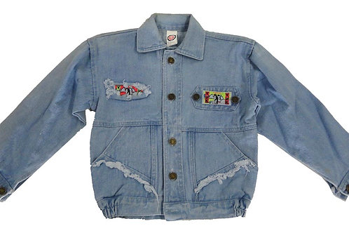 1-403 Boys'  Denim Jacket