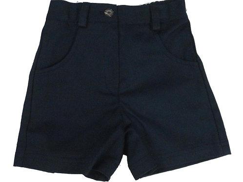 #56 Girls' Navy Shorts