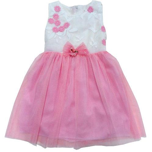 68-120 Girl' Casual  Dress