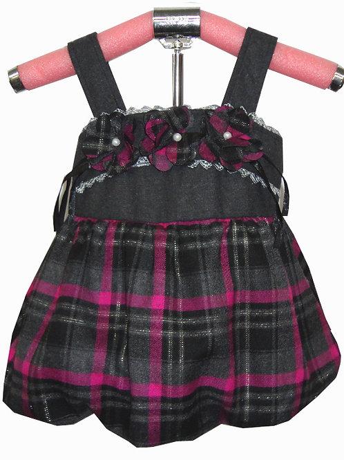 23-574 Lovely Girl  Rayon ( Viscose )  Fabric Dress