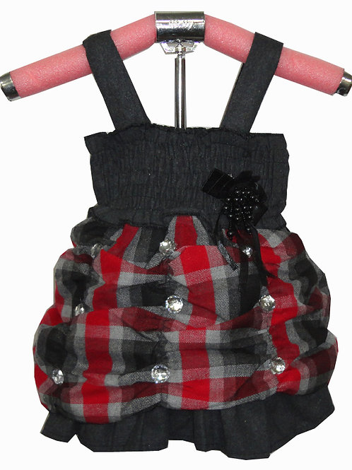 23-5741 Lovely Girl  Rayon ( Viscose )  Fabric Dress