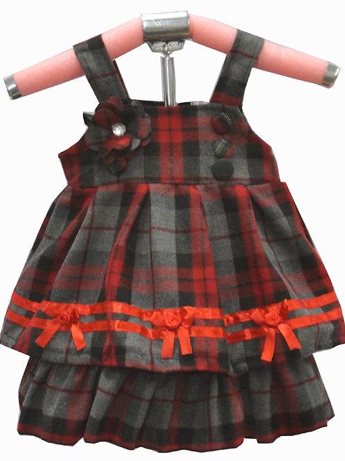 23-571 Lovely Girl  Rayon ( Viscose )  Fabric Dress