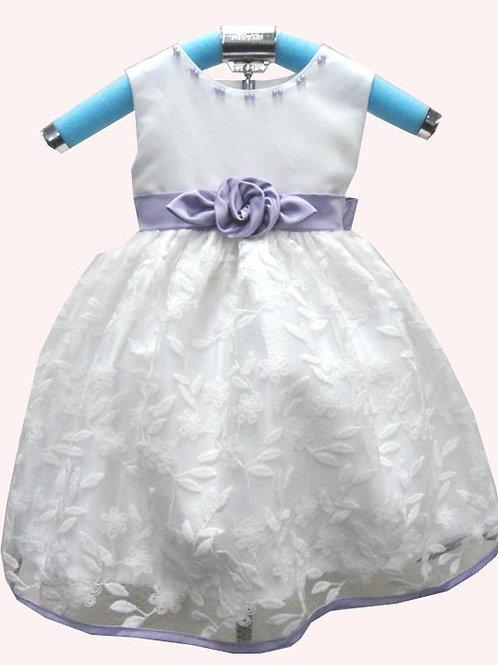 65-405 Infant Girls' Embroidered  Dress