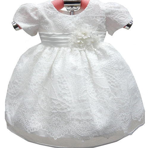 65-419T Toddlers' Embroidered Dress