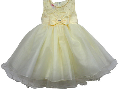 67-852 Infants'  Tulle  Embroidered  Dress