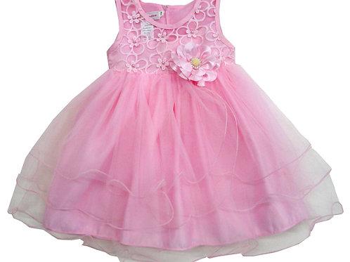 67-859 Infant Girls' Embroidered  Dress