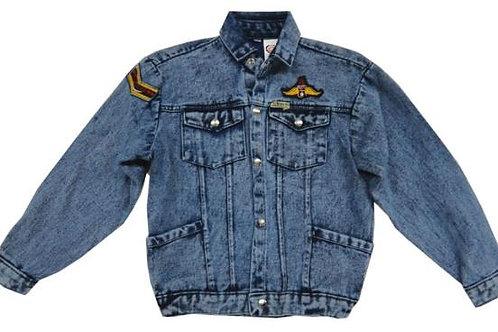 1-321  Boys'  Denim Jacket