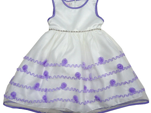 67-857T Toddler Girls' Tulle  Dress