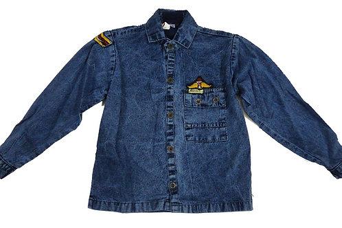 1-317  Boys'  Denim Jacket