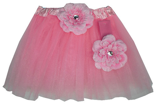 T205 Girls' Tutu with Head Band