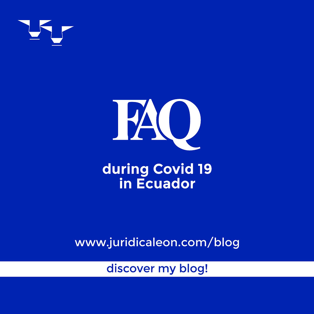 Covid 19 in Ecuador