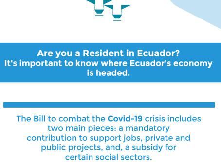 Know where Ecuador's economy is headed.
