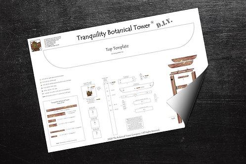 Tranquility Botanical Tower DIY kit