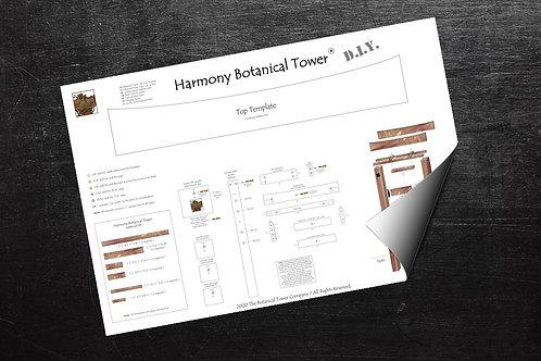 Harmony Botanical Tower DIY kit