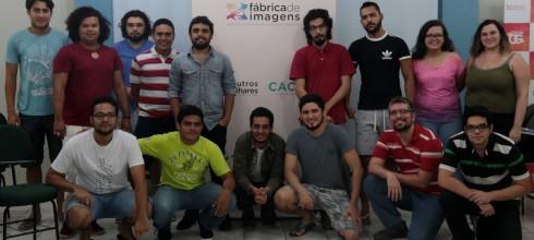 Fabrica de Imagens realiza certificação das turmas do CACTO