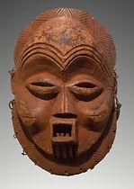masque Mbunda rdc