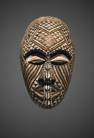 masque Kuba RDC
