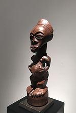 statue Songyé RDC