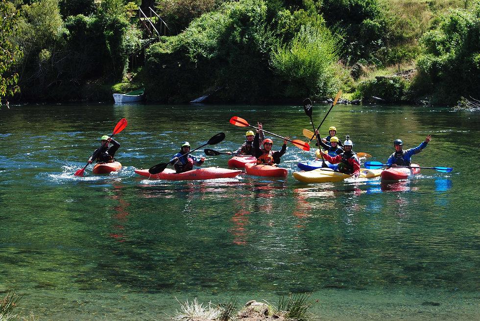 clases kayak