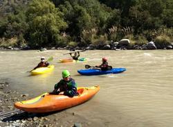 Cursos de kayak