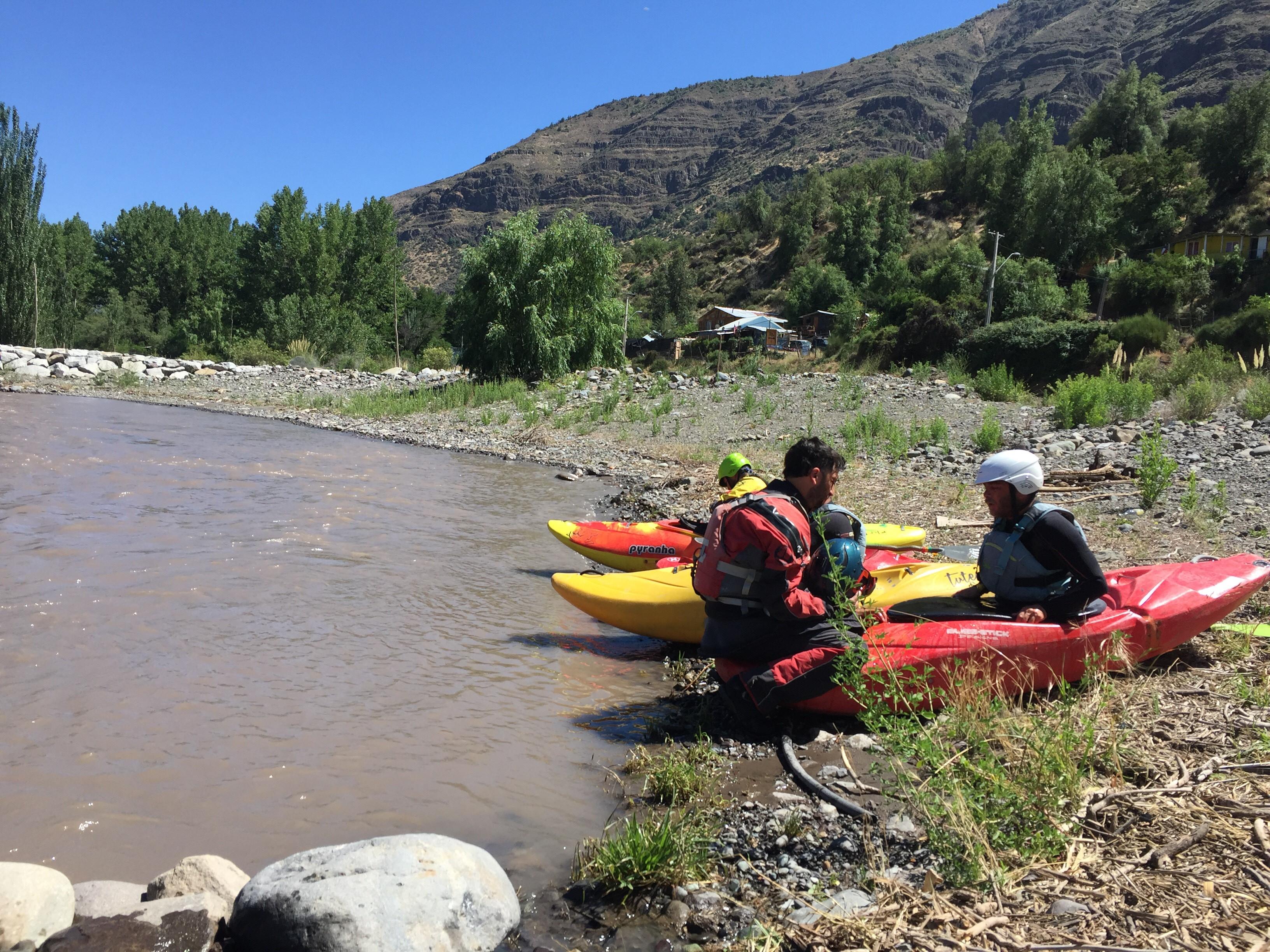 Introduccion al Kayak
