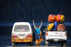 Viajes en kayak