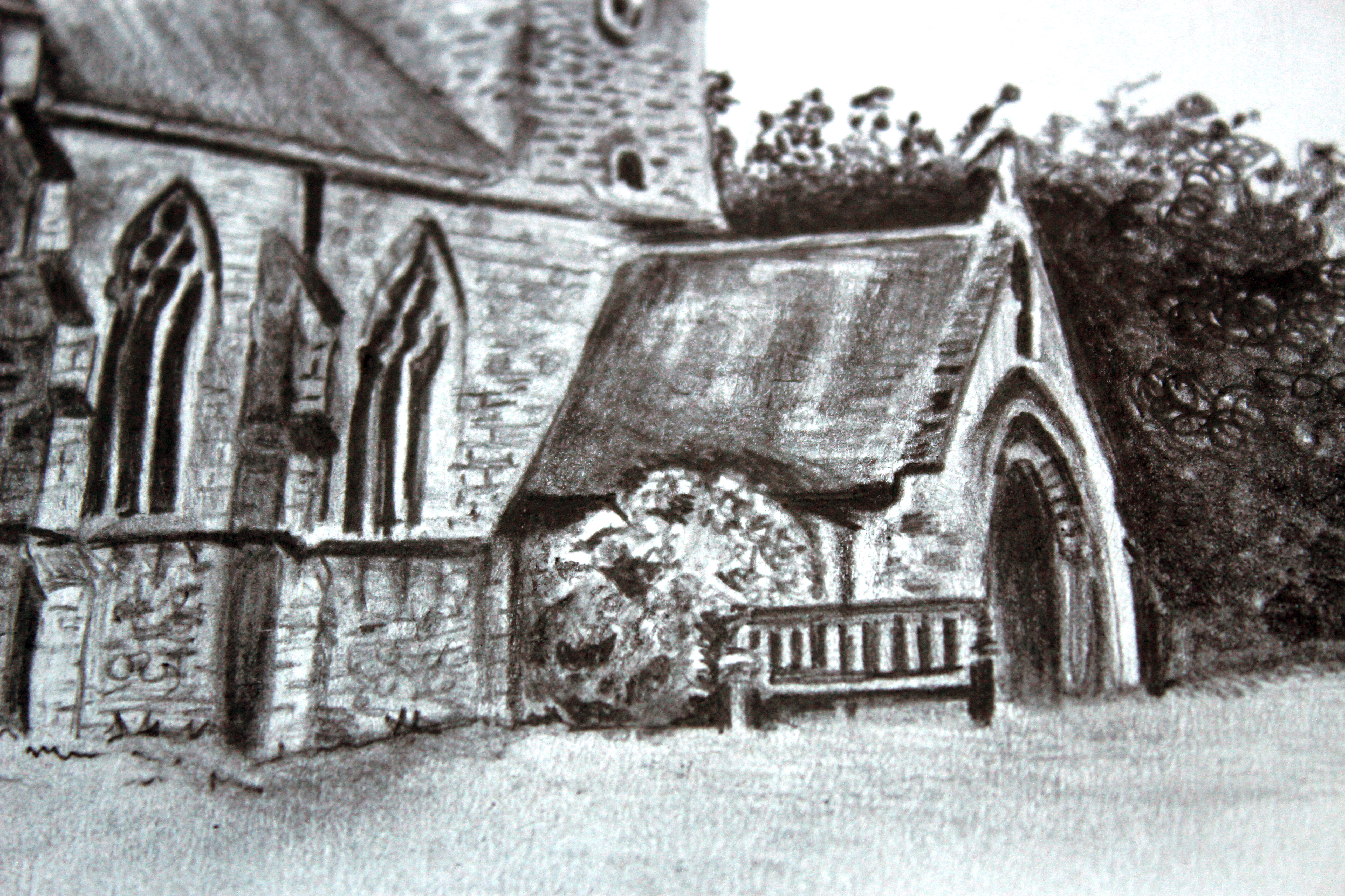 St.Giles Church, Balderton