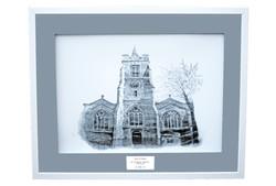 St. Nicholas Church, Chiswick