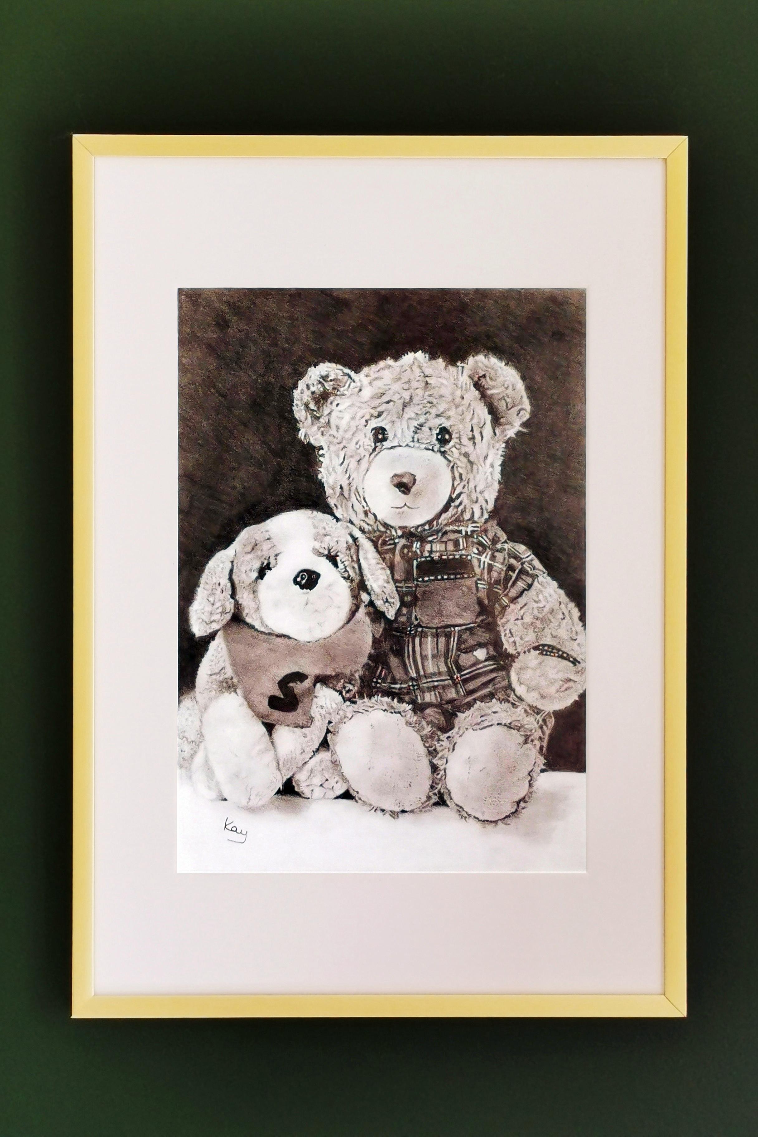 Bear & Sam