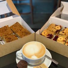 Coffee and Sweet Treats