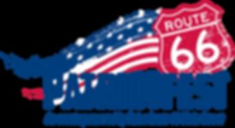route 66 patriotfest logo