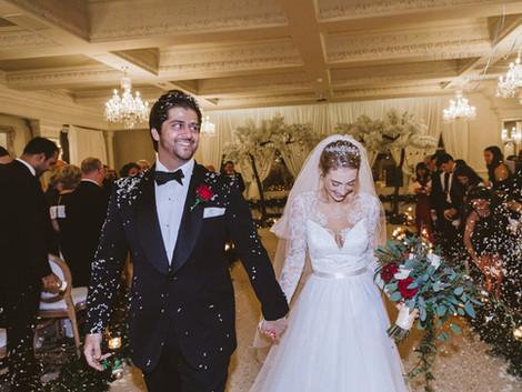 Sarah & Anthony Wedding