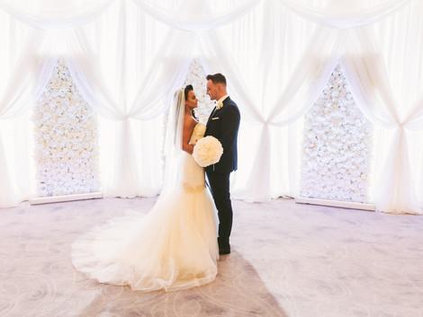 Caitlin & Ray Wedding