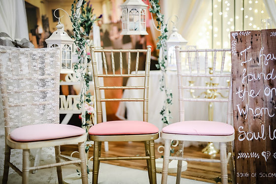 Fairytale chairs