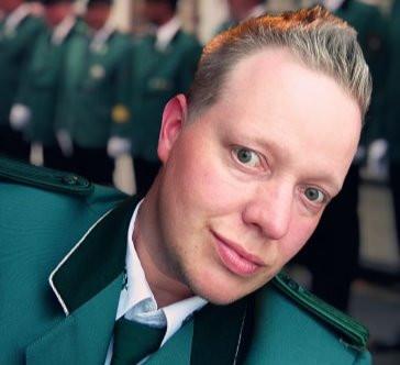 Ingo Mertineit ist selbst Mitglied in einem Schützenverein im Emsland
