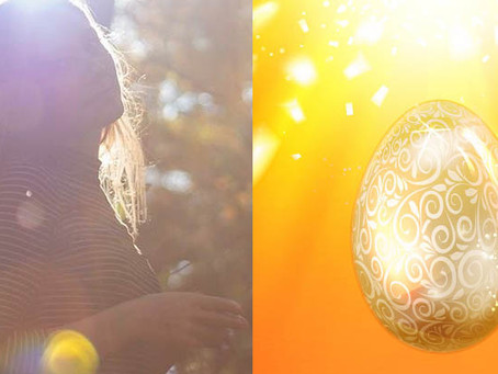 Intuitive Self-care: Energy & the Golden Egg