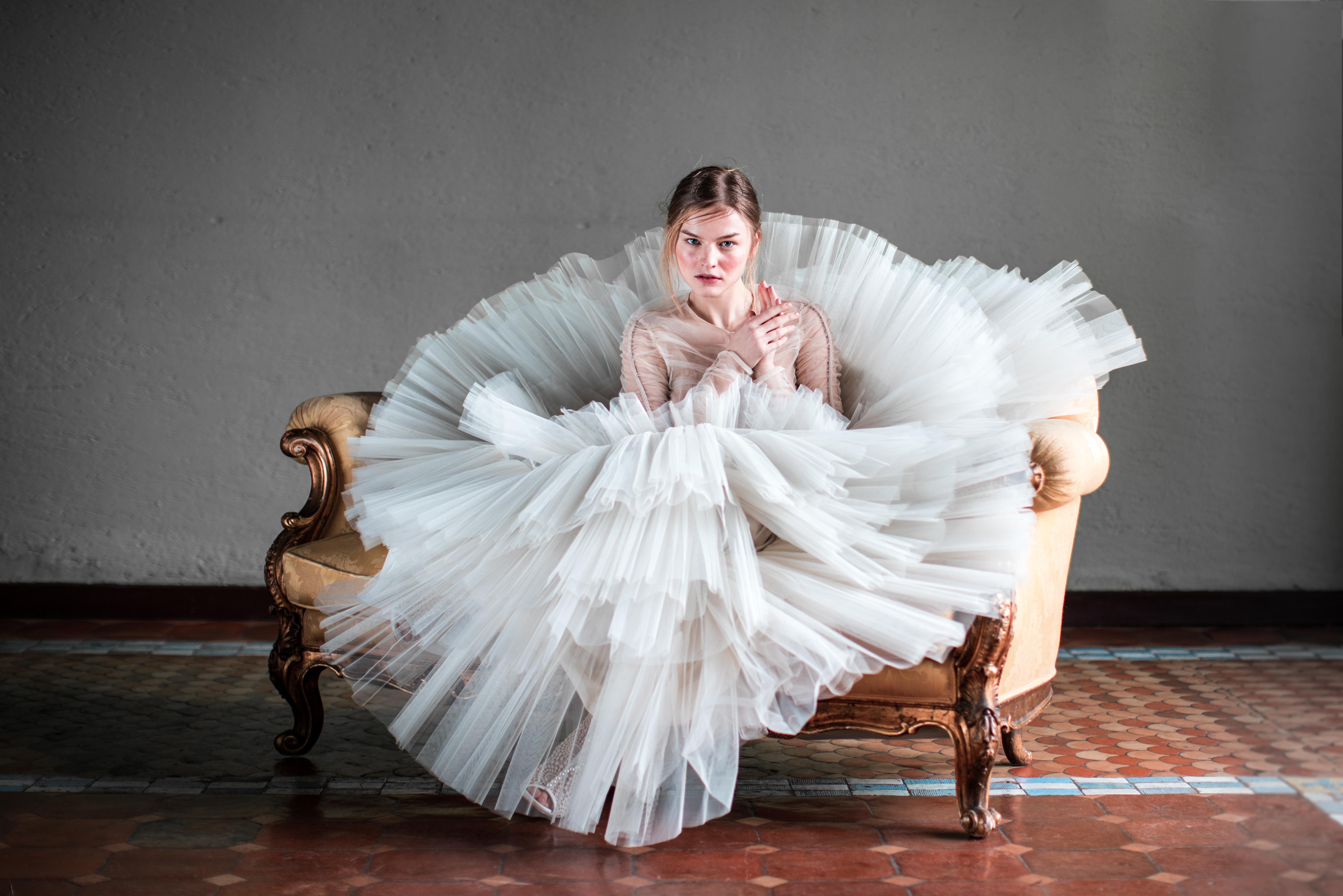 Rome Editorial Portrait Photography