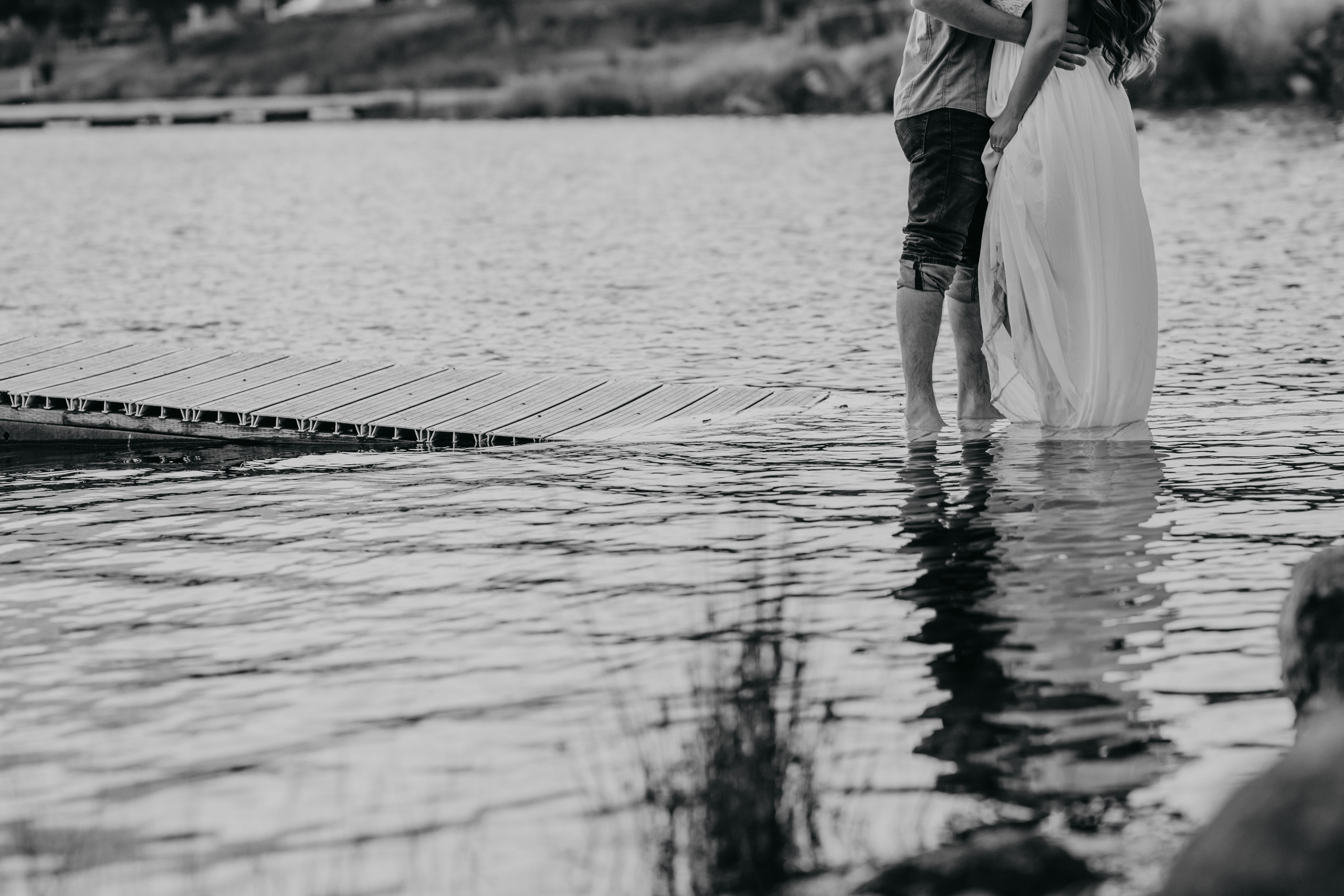 Adventure Engagement Session in Jamestown, CA