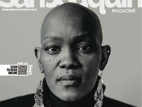 Redefining Beauty | San Joaquin Magazine | Shannon Lea Rock