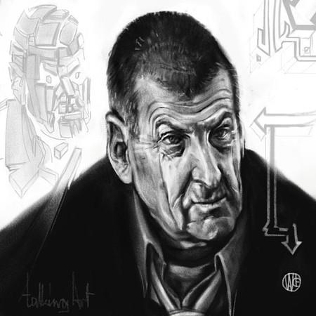 JK Sketch #1